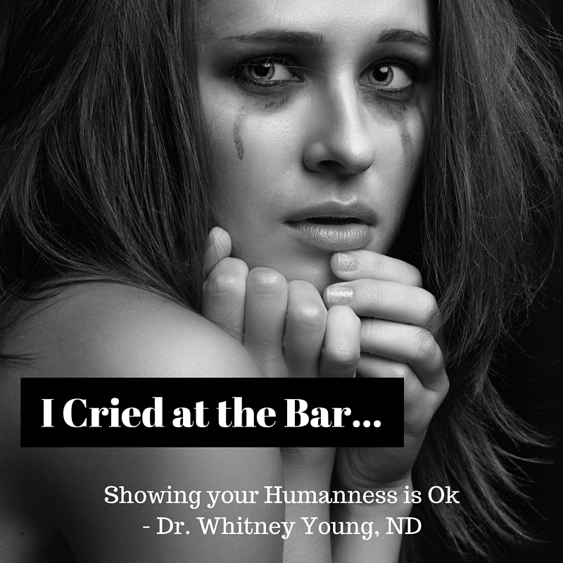 I Cried at the Bar